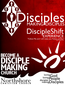 DiscipleShift Experience