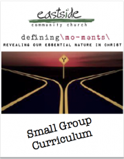 Defining Moments – Small Group Curriculum
