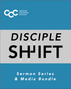 DiscipleSHIFT Sermon Series & Media Bundle