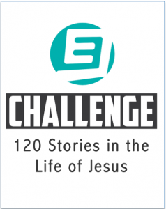 E3 Challenge: 120 Stories in the Life of Jesus