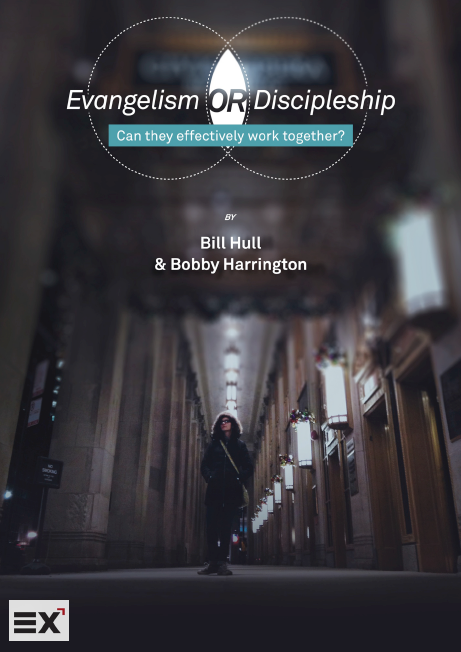 Evangelism or Discipleship: Can they effectively work together?