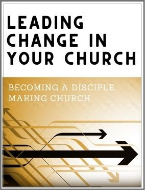 Leading Change In Your Church