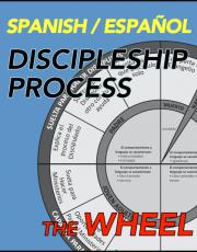 SPANISH / ESPAÑOL – DISCIPLESHIP PROCESS – The Wheel – diagram