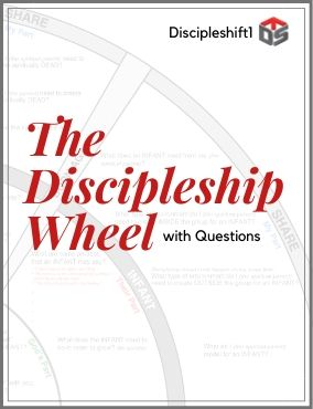 The Discipleship Wheel (with questions)