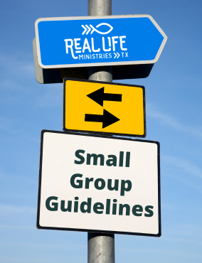 Small Group Guidelines